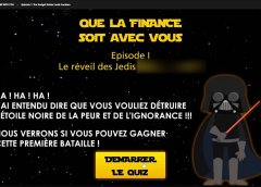 e-Learning Quiz Star Wars